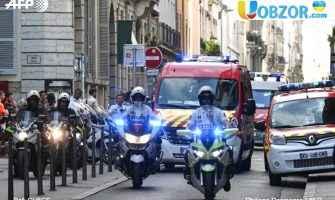 Вибух в Ліоні: елементи для бомби купували на Amazon