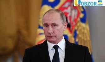 Путін заборонив літати в Грузію і наказав доставити всіх росіян в Росію