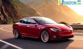 Tesla Model S уже побила рекорд Porsche Taycan на Нюрбургринге