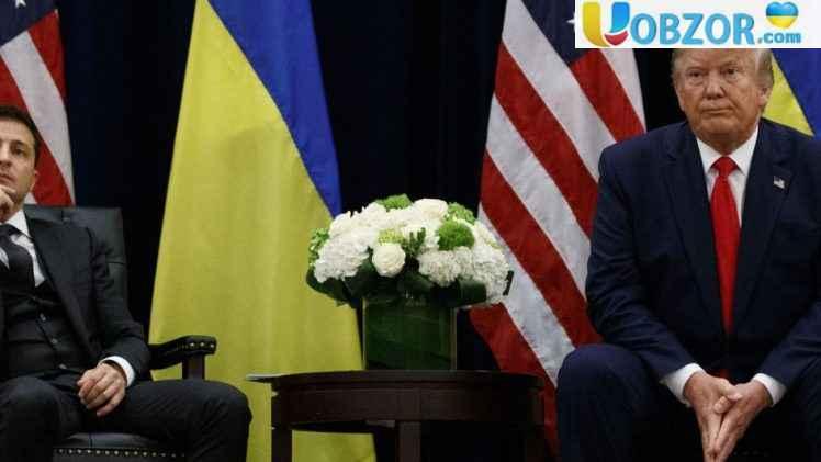 Слухання у справі Дональда Трампа і Володимира Зеленського