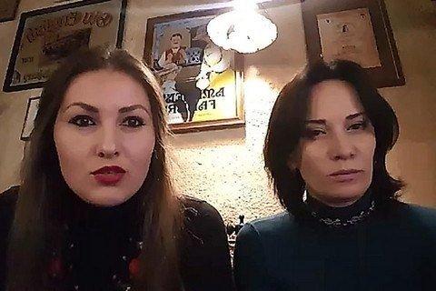 Відео депутата Софії Федини з погрозами президенту