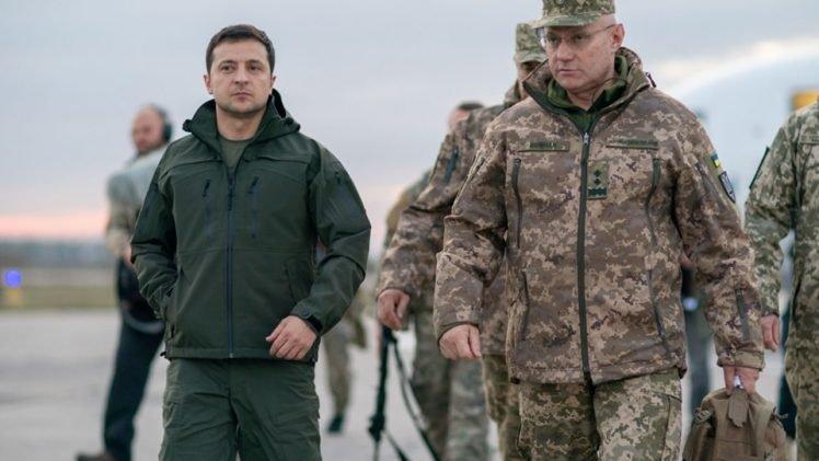 Візит Зеленського в Луганську область