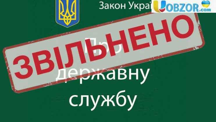 Масове звільнення тисяч державних службовців РДА