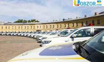 Нацполіція планує купити 822 автомобіля, - Гончаренко
