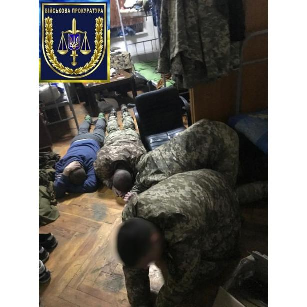 В Києві затримали військовослужбовця, який продавав наркотики