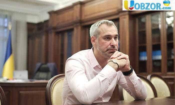 Гучних посадок від влади очікує народ України - Рябошапка