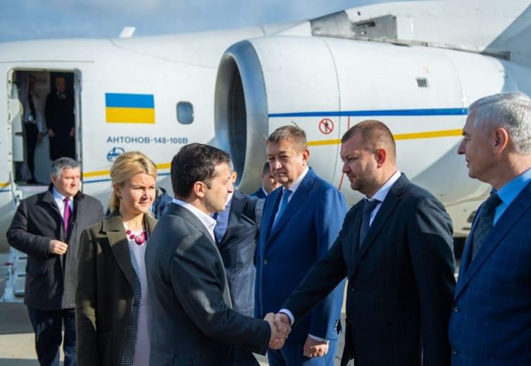 Володимир Зеленський відвідав Харків з робочим візитом