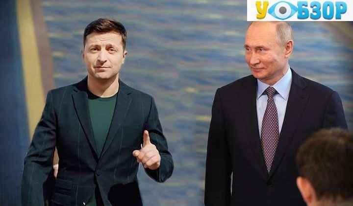 Зеленський про зустріч з Путіним в Казахстані