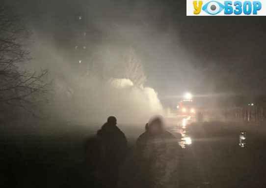 Згорів військовий склад у Вінницькій області на 10 млн. збитків