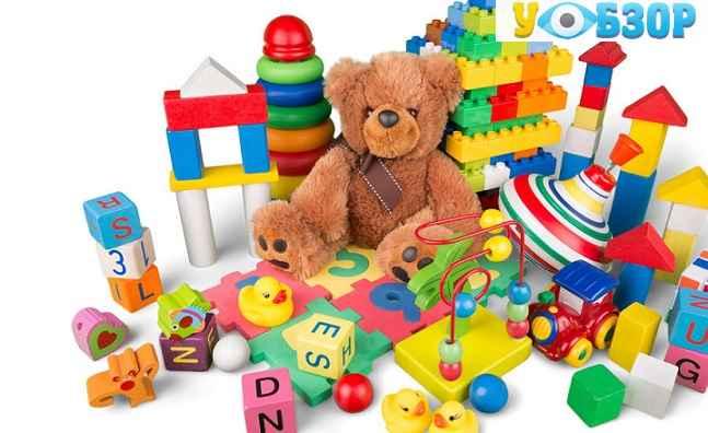 Небезпечні дитячі іграшки в Україні, - ГУ Держпродспоживслужби